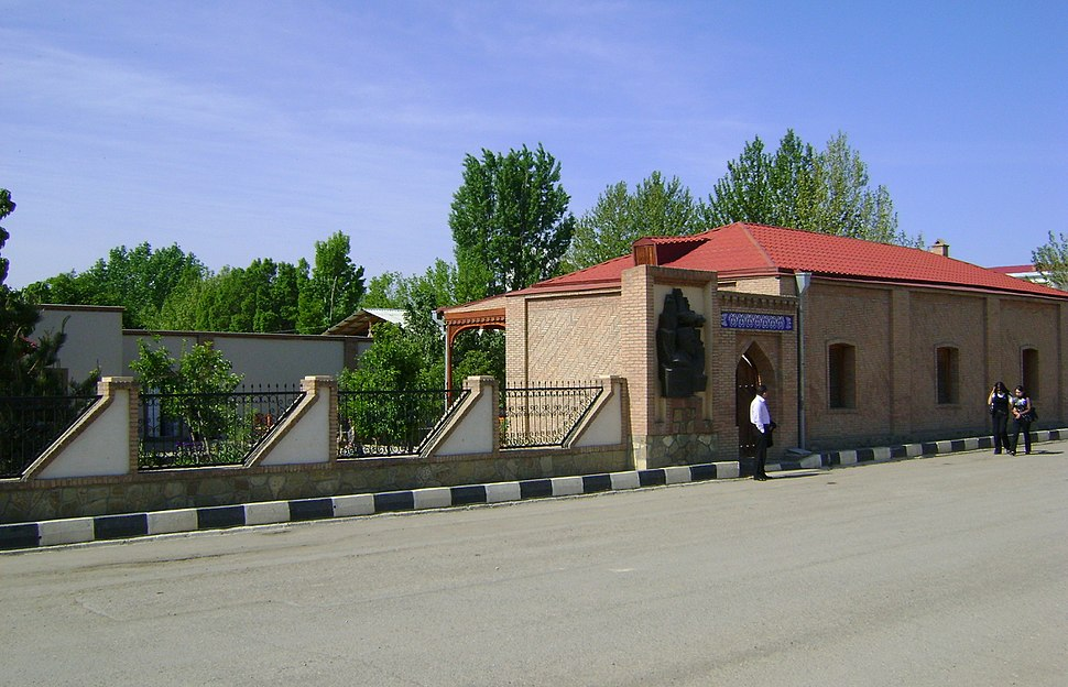 Huseyn Javid Home-Museum at Nakhchivan (general view)