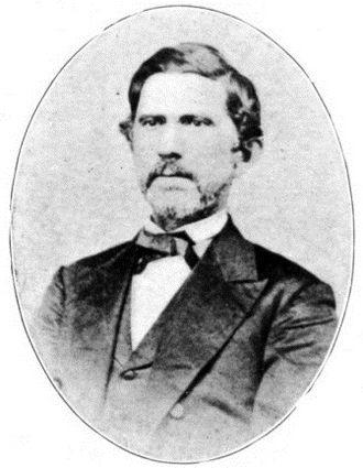 William J. Hutchins - William J. Hutchins, Mayor of Houston