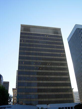 IBM Building (Seattle) - Image: IBM Tower 3