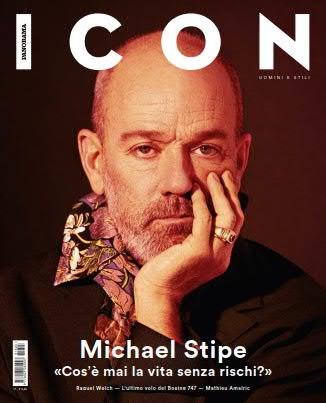 ICON marzo 2018 copertina Mondadori