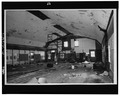 INTERIOR VIEW, FACING SOUTH - Reitmeyer Tavern, 13840 U.S. Highway 10, Cato, Manitowoc County, WI HABS WIS,36-CATO,2-7.tif