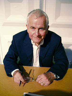 Ian Holm - Holm in Edinburgh, August 2004