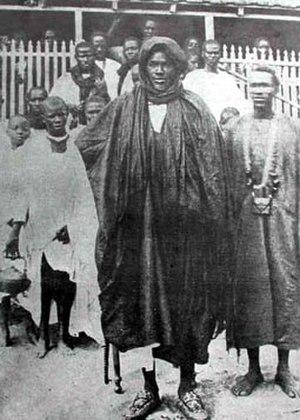 Mouride - Ibrahima Fall.