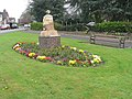 Ibstock, landmark sculpture and time capsule - geograph.org.uk - 794976.jpg