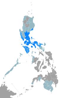 Tagalog language Austronesian language