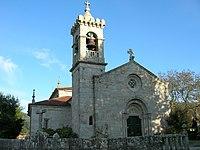 Iglesia de San Miguel de Peitieiros - Gondomar (Pontevedra).jpg