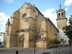 Iglesia de Santa Marina de Aguas Santas (C?rdoba, Espa?a).jpg