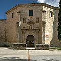 Iglesia del Convento de Santa Clara, Peñafiel. Portada.jpg