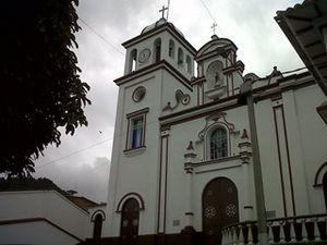 Macanal - Church of Macanal