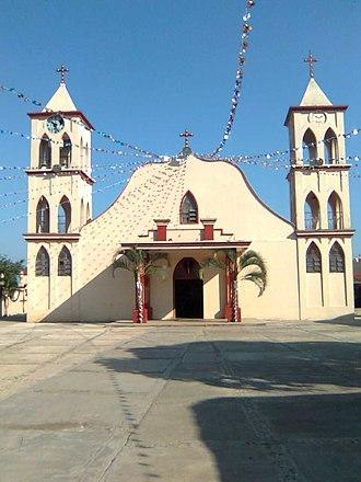Citlaltépetl, Veracruz - Church of St. Nicholas of Tolentino in Citlaltépec, the municipal seat