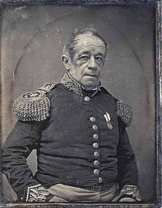 Ignacio Álvarez Thomas - Daguerreotype of Álvarez Thomas (c. 1840–1860)
