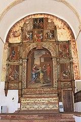 Retábulo da Igreja da Misericórdia de Silves