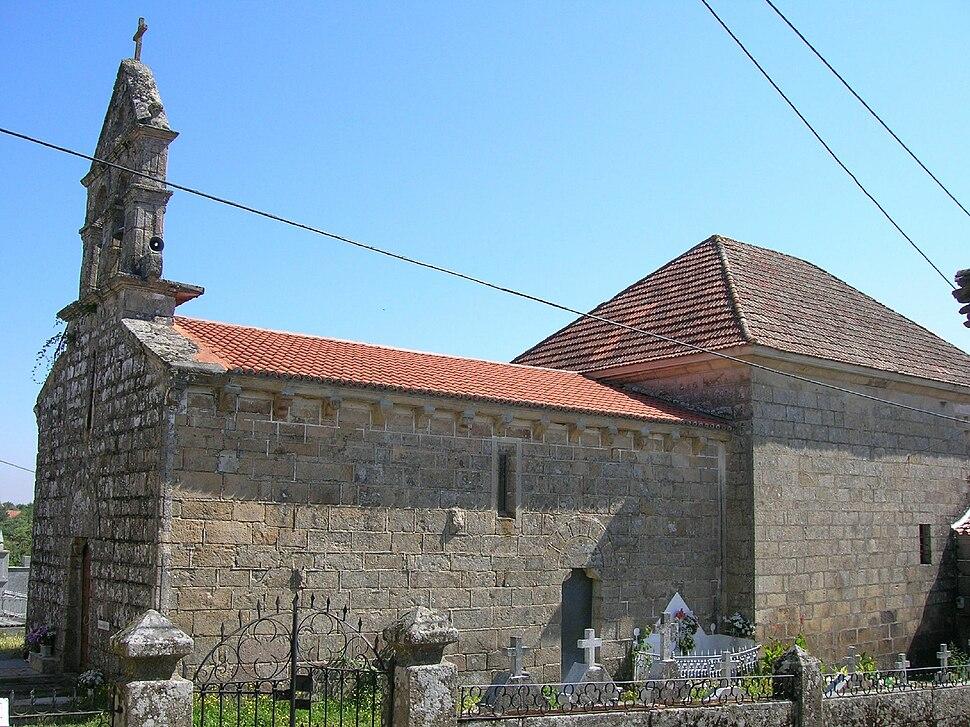 Igrexa de San Breixo de Queiroás, Allariz