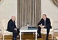 """Ilham Aliyev presented """"Heydar Aliyev"""" Order to People`s Artist Omar Eldarov.jpg"""