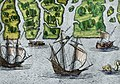 Illustration from Grand Voyages by Theodor de Bry, digitally enhanced by rawpixel-com 31.jpg