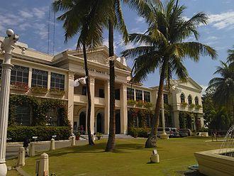 Laoag - Ilocos Norte Provincial Capitol
