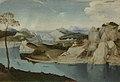 Imitator of Pieter Bruegel the Elder - Landscape A River among Mountains, about 1600.jpg