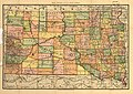Indexed county and township pocket map and shippers guide of South Dakota. LOC 98688559.jpg