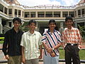 Indian team to IOI 2007.JPG