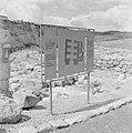 Informatiebord bij de plek van de opgravingen, Bestanddeelnr 255-3147.jpg
