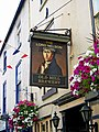 Inn Sign - Lord Nelson Hotel, Brigg - geograph.org.uk - 544541.jpg