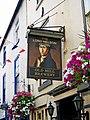 Inn Sign - Lord Nelson Hotel, Brigg - geograph.org.uk - 544541.jpg