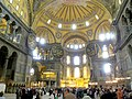 Inside the Church of Hagia Sophia.jpg