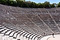 Inside the Great Theatre of Epidaurus on May 23 2019.jpg