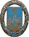 Insigne régimentaire du 121e Régiment d'Infanterie.jpg