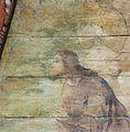 Interieur koor, gewelfschilderingen, vak 3, detail, na restauratie - Warmenhuizen - 20356235 - RCE.jpg