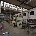 Interieur overzicht remise en werkplaats met locomotief - Goes - 20344626 - RCE.jpg
