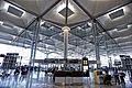 Interior de la nueva terminal T3 del aeropuerto de Málaga..jpg