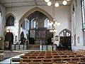 Interior of the church of St John the Divine, Kew Road, Richmond (geograph 1954871).jpg