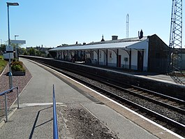 Invergordon railway station 2017, 7243.jpg
