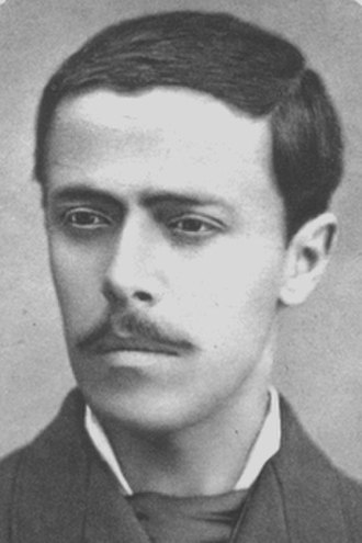 Ion Luca Caragiale - Caragiale in his youth