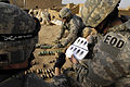 Iraqi Police uncover major weapons cache DVIDS69794.jpg