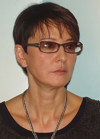 Russian presidential elections - Image: Irina Hakamada 3