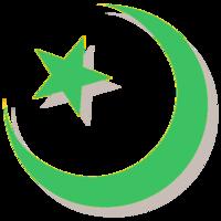 Islam symbol plane2 green.png
