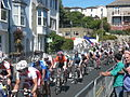 Island Games 2011 men's Town Centre Criterium cycling 38.JPG