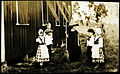 Isle of Pines, Cuba, circa 1914, School Play, smaller.jpg
