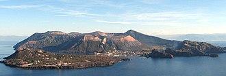 Vulcano - Image: Isola vulcano