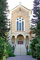 Israel-04647 - Trappist Monastery Entrance (32851005303).jpg