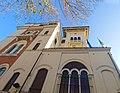 Istituto Arturo Carlo Jemolo, veduta da Viale Giulio Cesare (foto di Sirio Santodonato).jpg