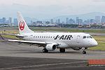J-Air, ERJ-170, JA223J (18597377442).jpg