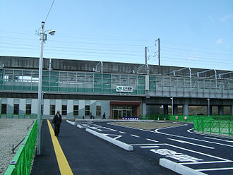 Taishidō Station - Taishidō Station, June 2010