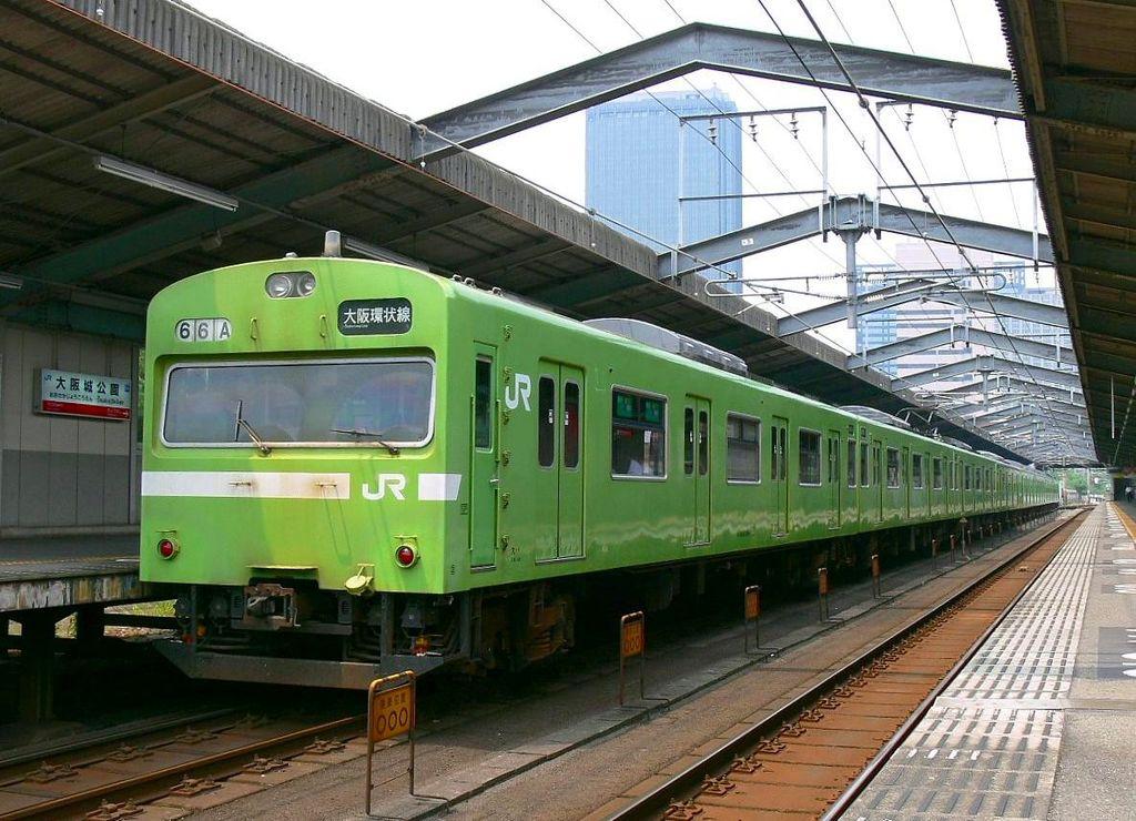 JRW-103-EMU-KansaiLine