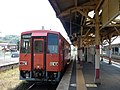 JRW Kiha 120-206 at Shinji Station 20170430.jpg