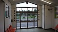 JR Hakodate-Main-Line Minenobu Station Waiting room.jpg