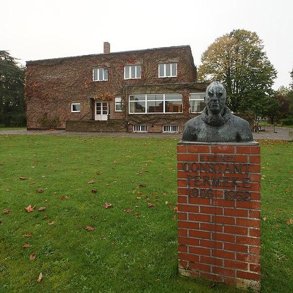 Jabbeke (Belgium): Constant Permeke Museum