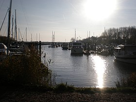 Le port de plaisance de Rhoon